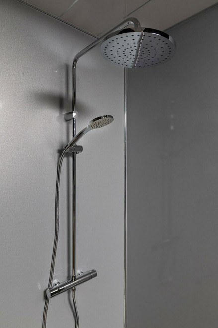 Two Sided Shower Package Deal - 1.2 Metre