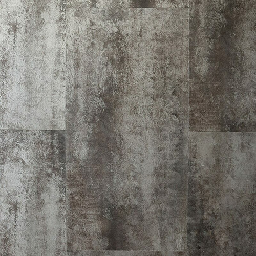 Silver Slate Luxury Vinyl Tile Flooring