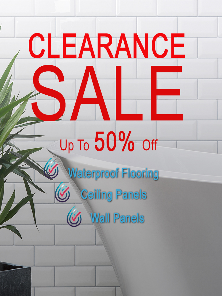 wet wall works clearance
