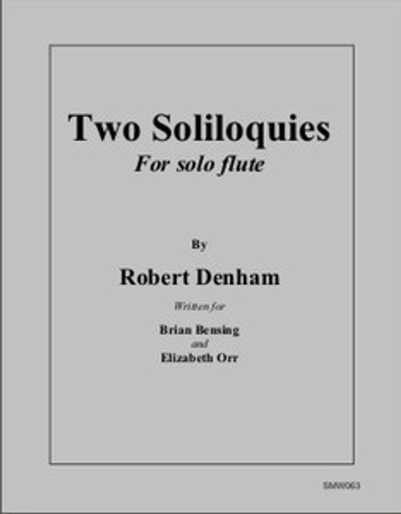 Two Soliloquies