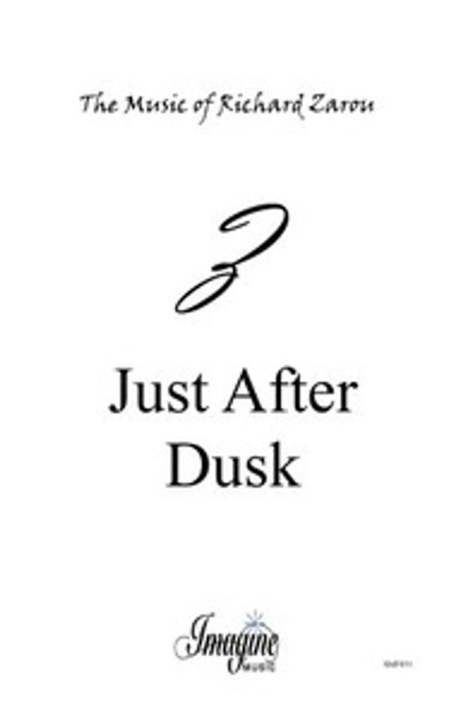 Just After Dusk