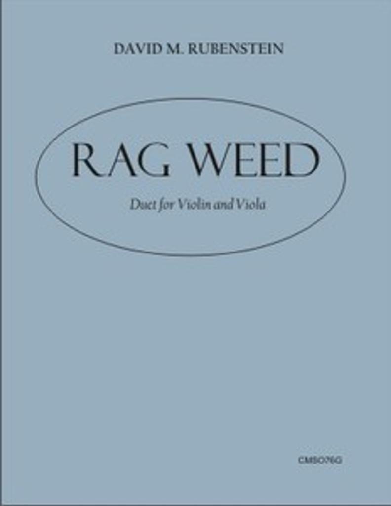 Rag Weed (Violin & Viola)
