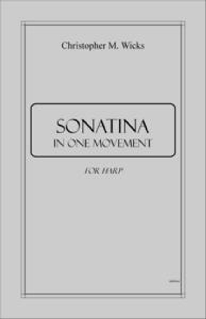 Sonatina in One Movement
