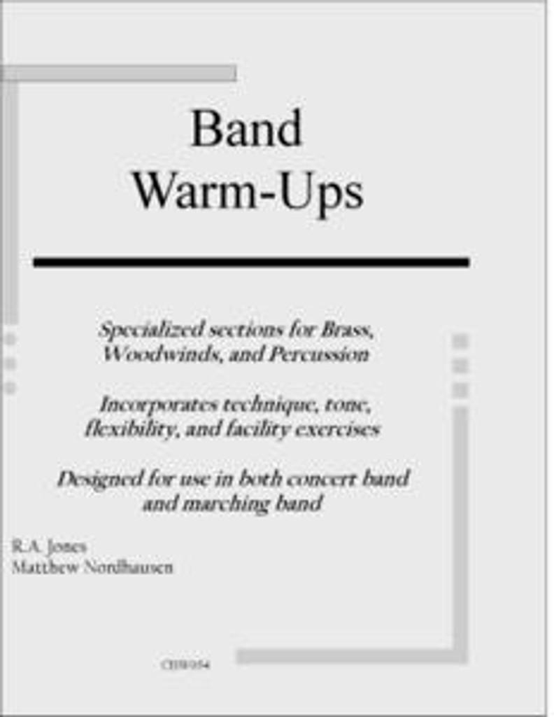 Band Warm-ups