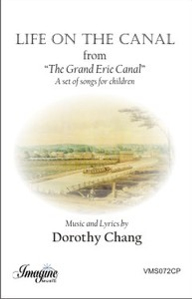 Life on the Canal (choral score)