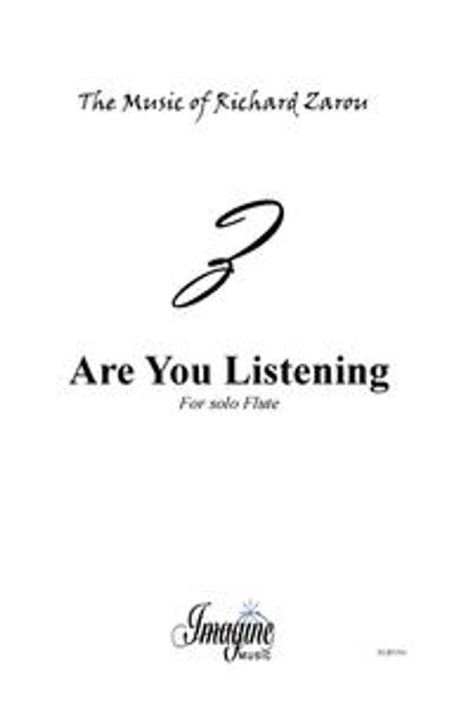 Are You Listening? (Download)