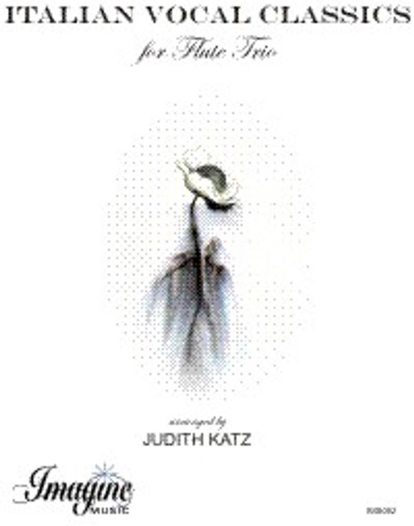 Italian Vocal Classics for Flute Trio (Download)