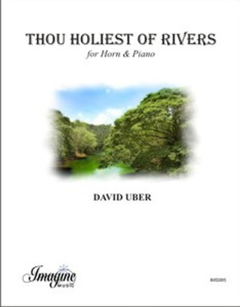 Thou Holiest of Rivers (Download)