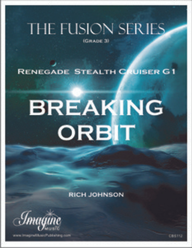 Breaking Orbit (from Renegade Stealth Cruiser G1) (download)