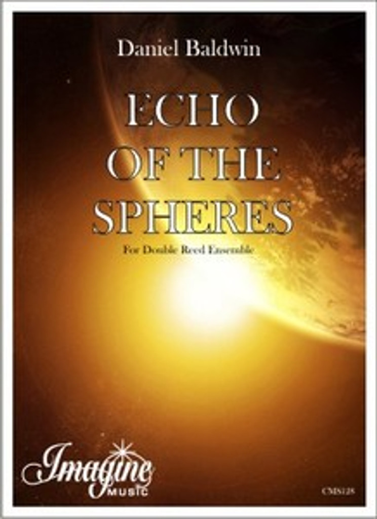 Echo of the Spheres (Double Reed Choir)
