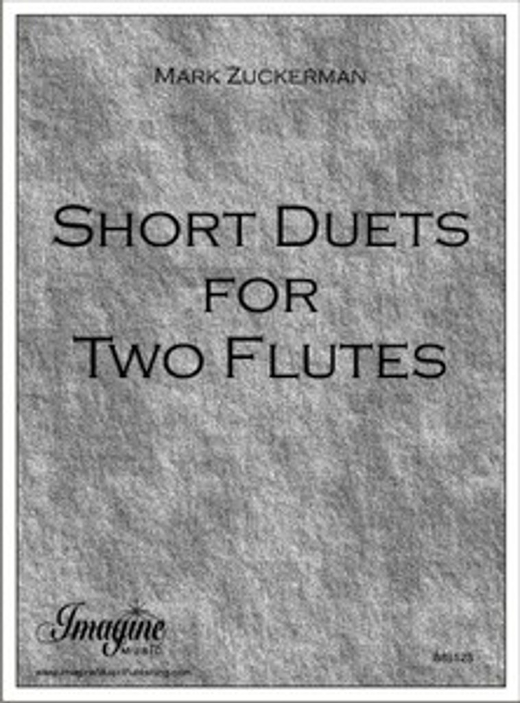 Short Duets for Two Flutes