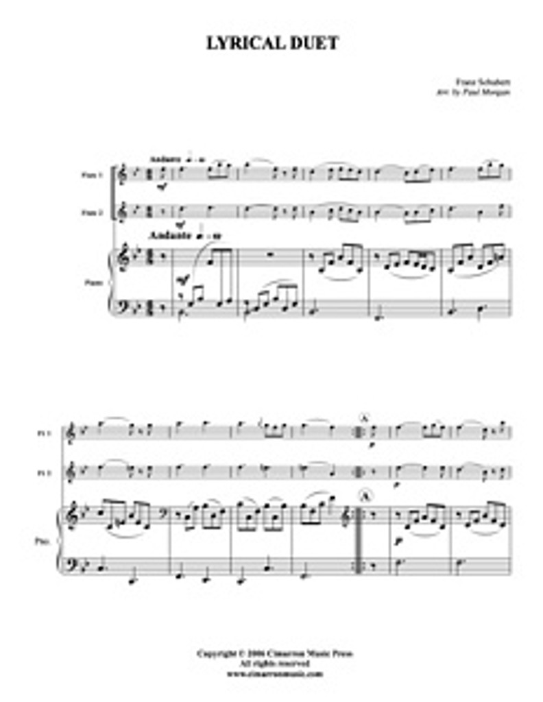 Lyrical Duet (download)