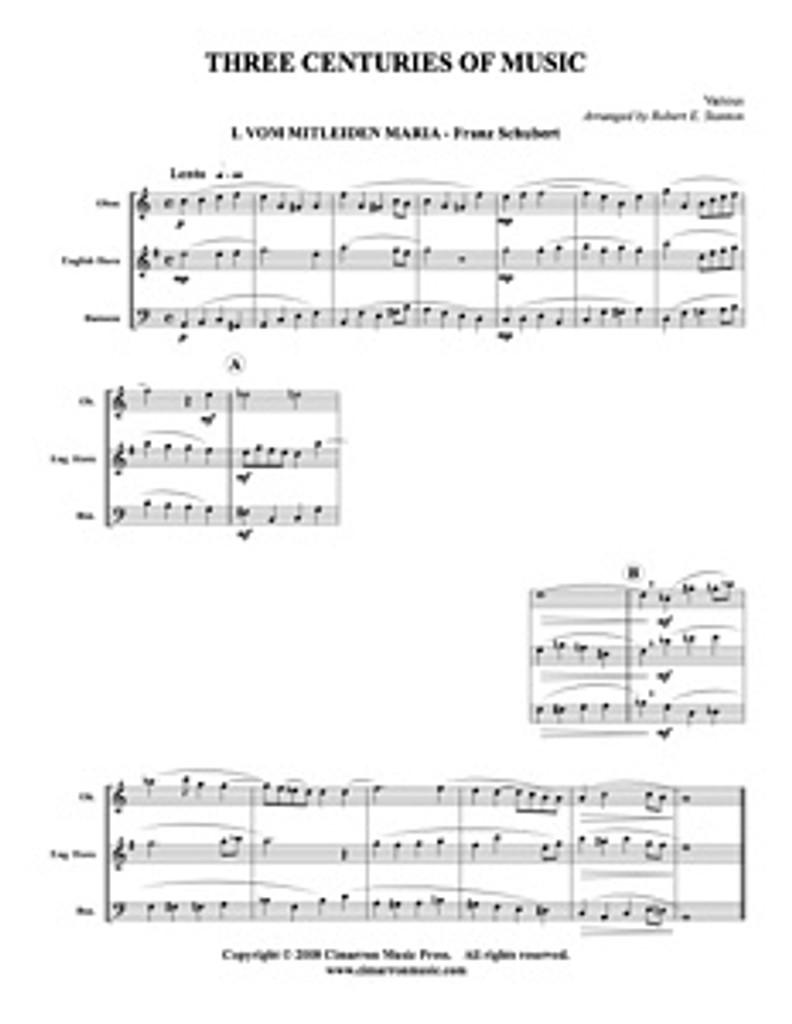 Three Centuries of Music (Download)