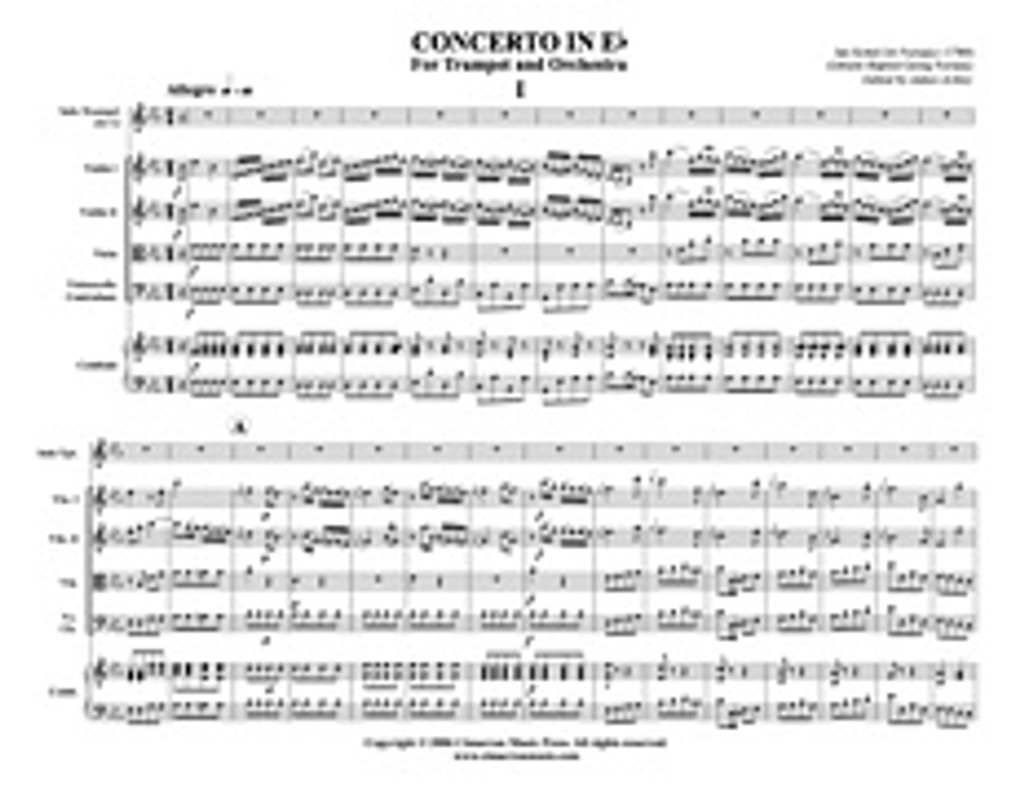 Concerto in Eb (download)