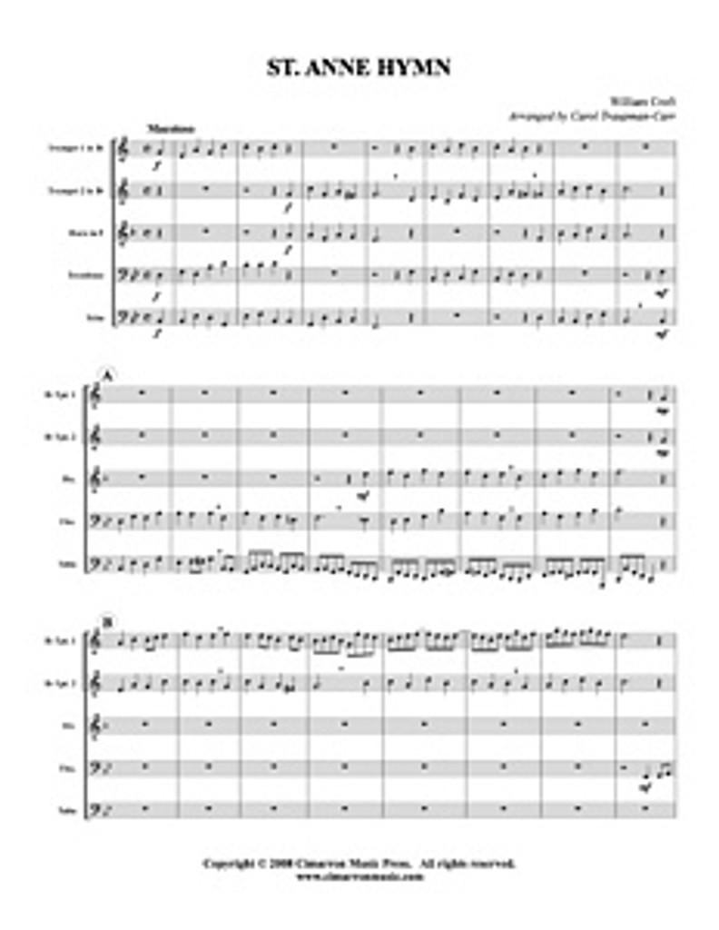 St. Anne Hymn (Download)