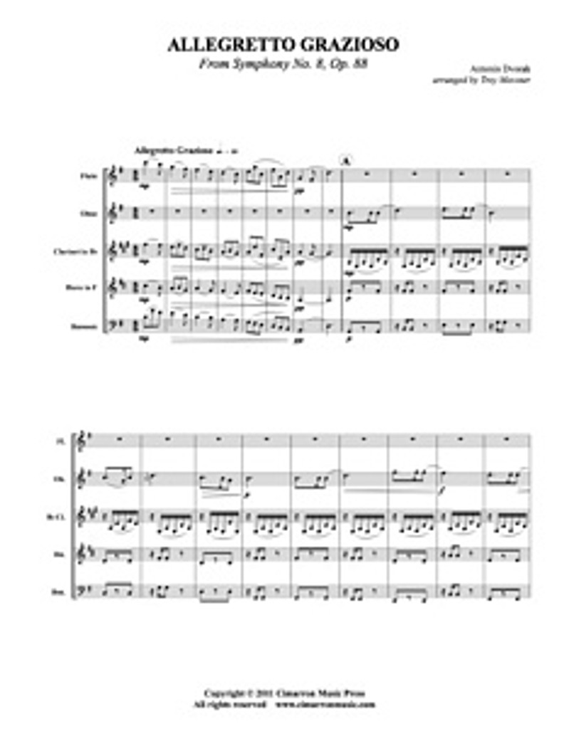 Allegretto Grazioso (Download)