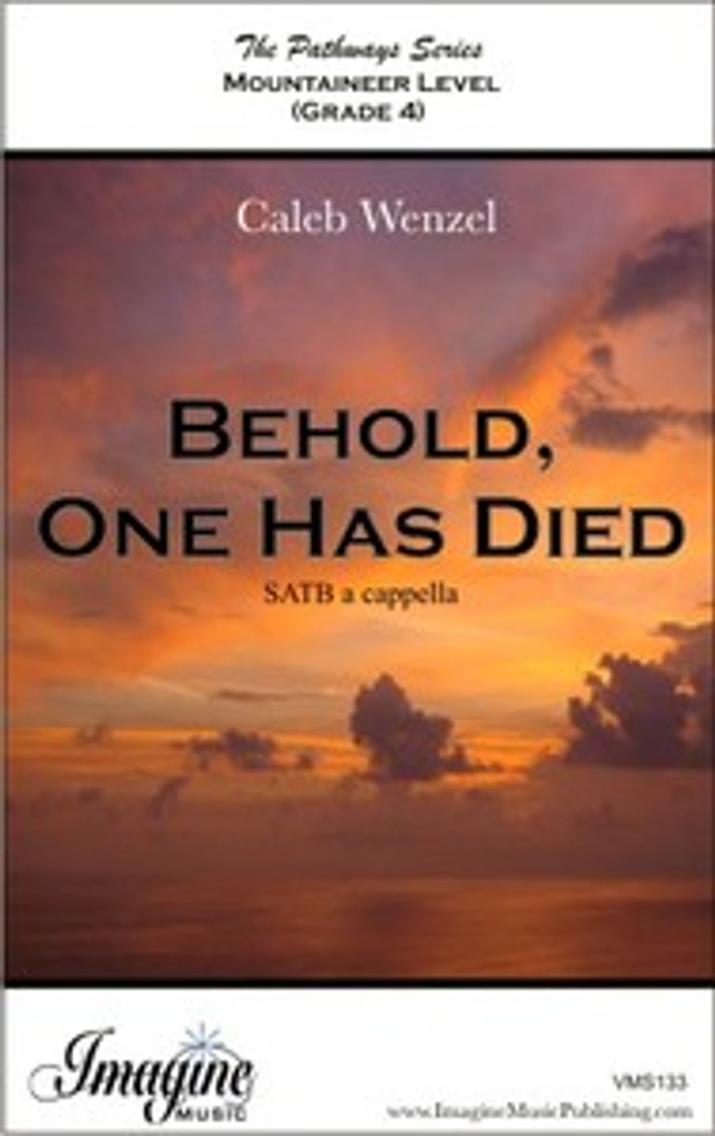 Behold, One Has Died (download)