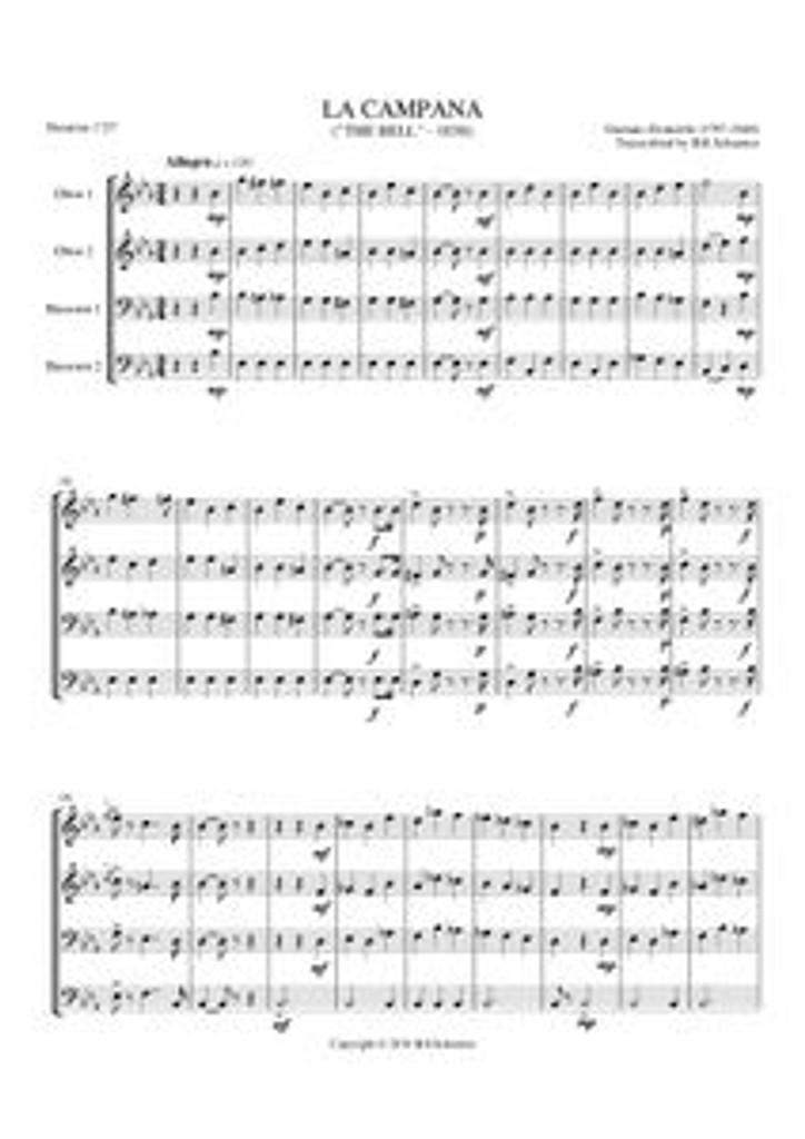 "LA CAMPANA (""THE BELL"") (download)"
