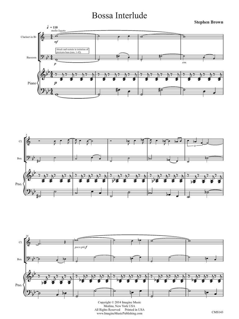 Bossa Interlude (download)