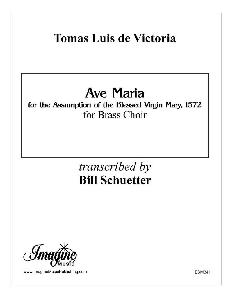 Ave Maria (Brass Choir) (download)