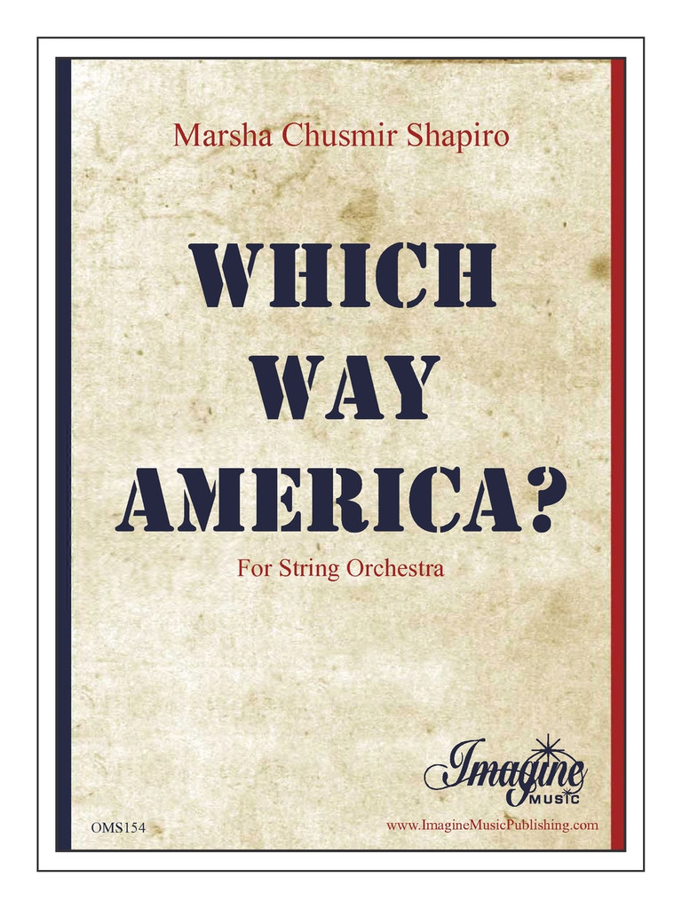 Which Way America?