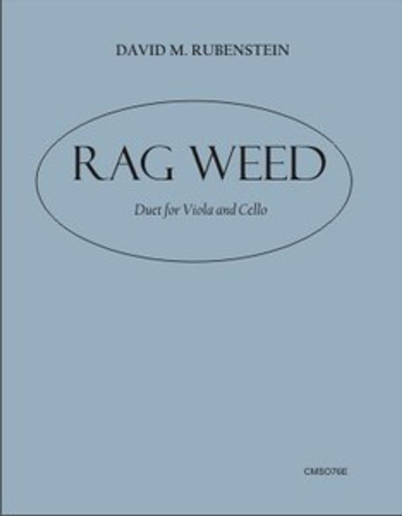Rag Weed (Viola & Cello) (download)