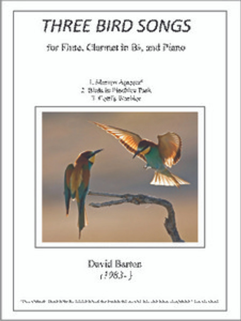 Three Bird Songs (download)