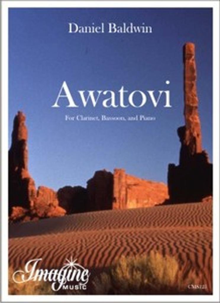 Awatovi (Cl, Bsn, Piano) (download)