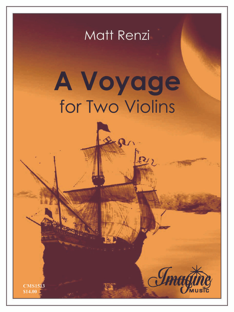 Voyage for Two Violins (download)