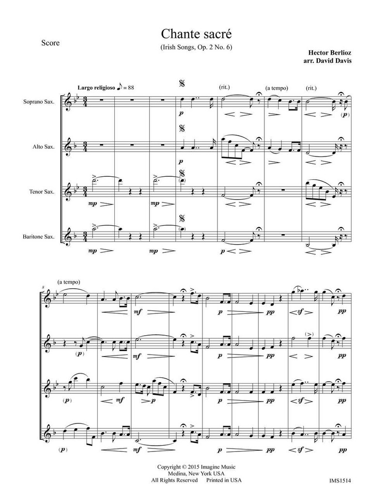Chant sacre (download)
