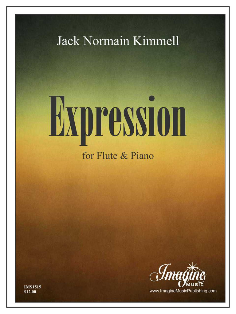 Expression for Flute and Piano