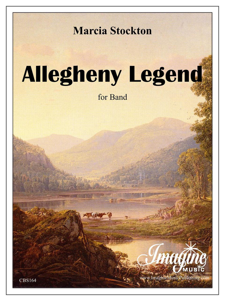 Allegheny Legend (for Band)
