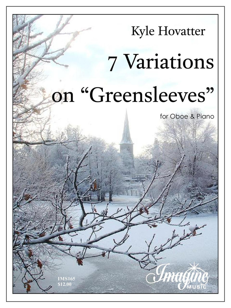 "7 Variations on ""Greensleeves"""