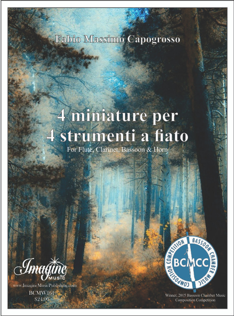 4 miniature per 4 strumenti a fiato (download)