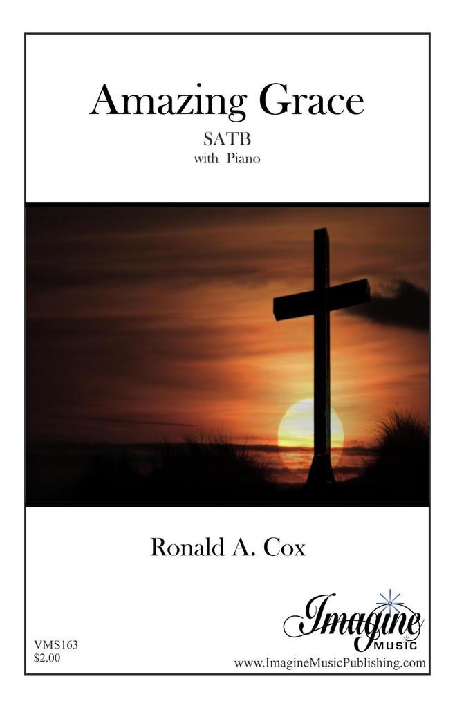 Amazing Grace (SATB  & Piano) (download)