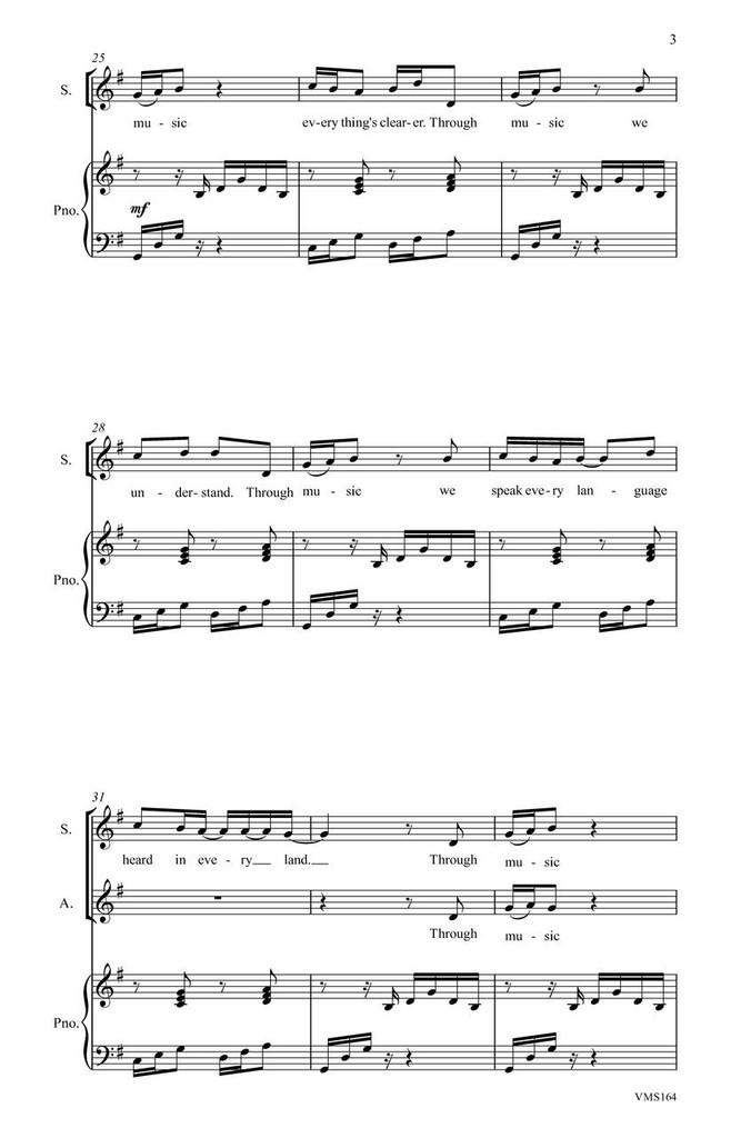 Through Music