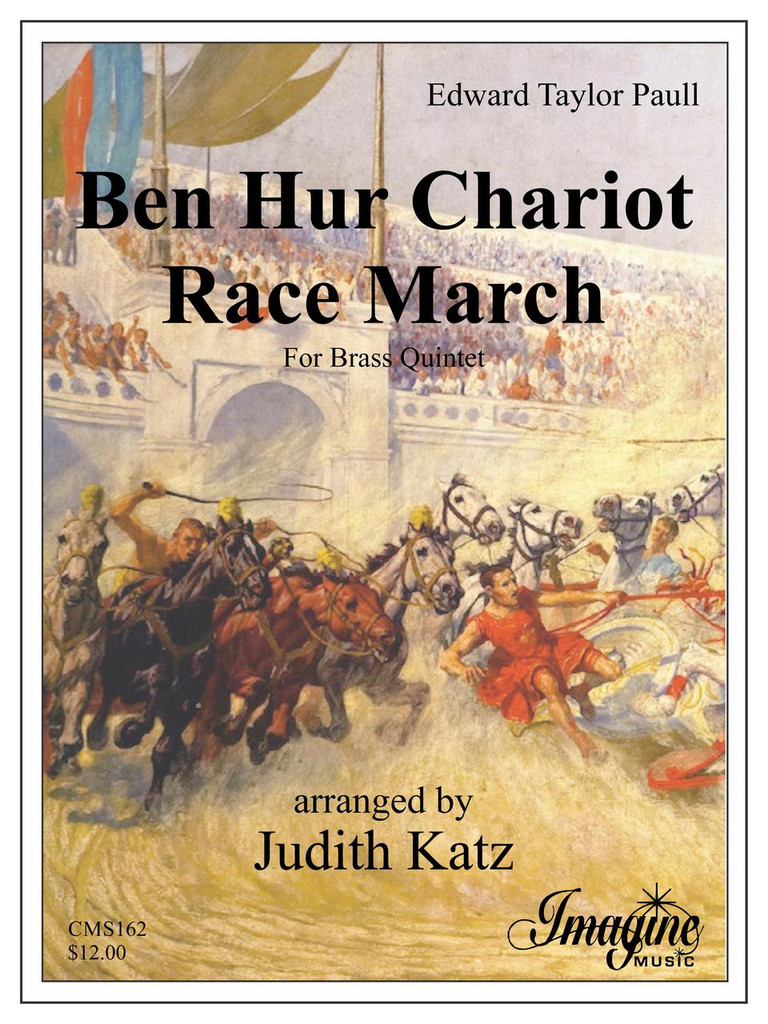 Ben Hur Chariot Race March (download)