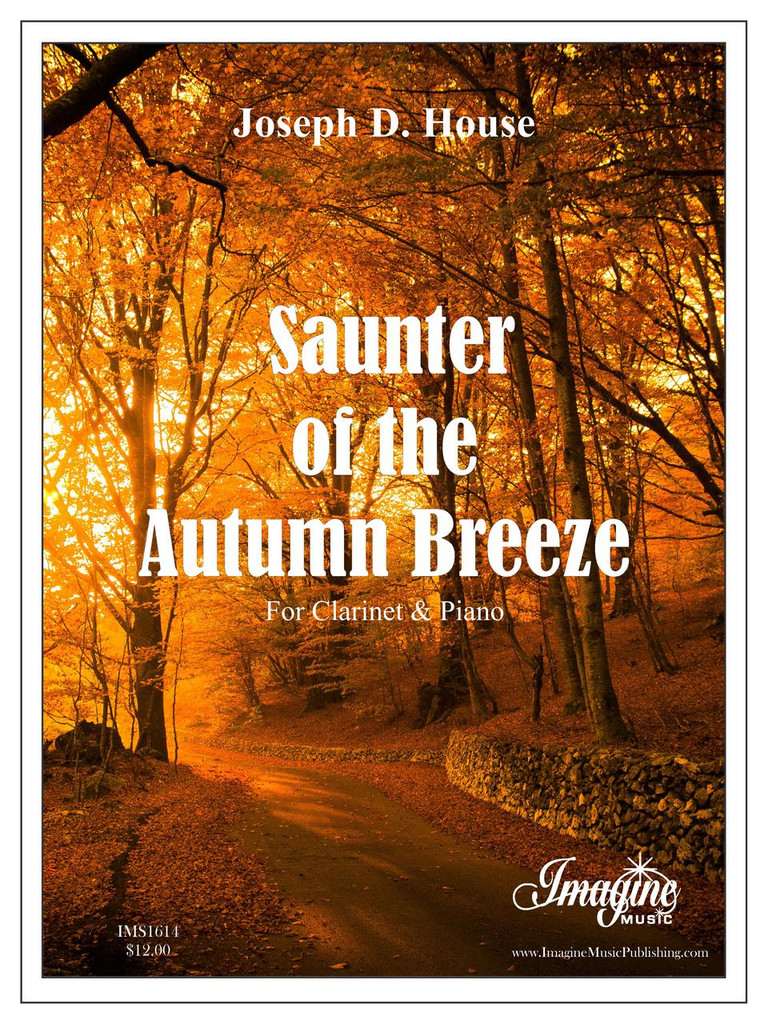 Saunter of the Autumn Leaves