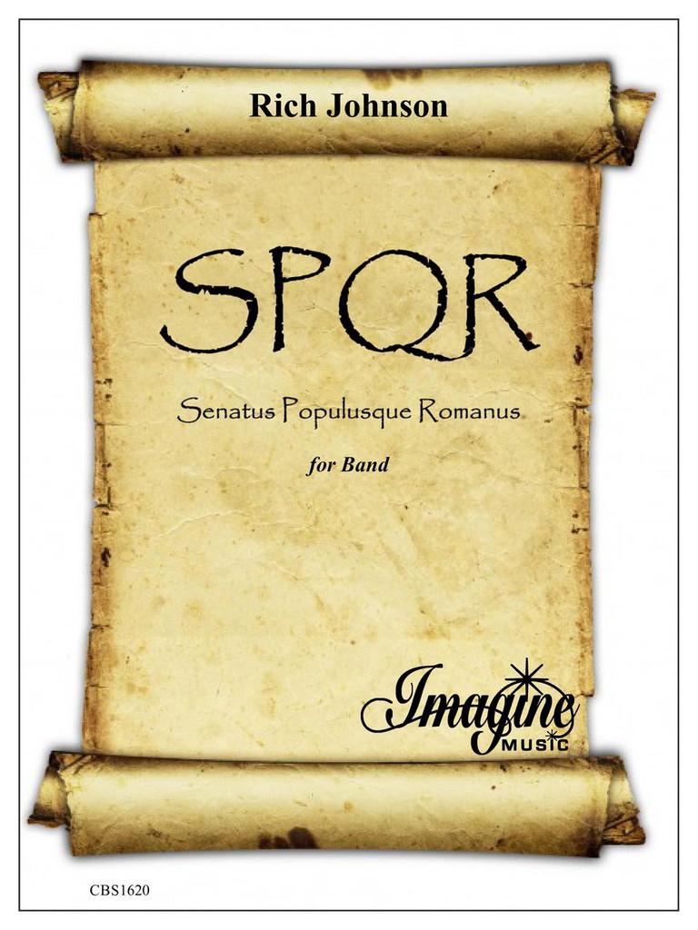 SPQR (Senatus Populusque Romanus )