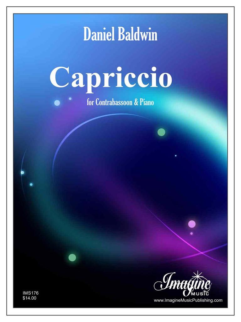 Capriccio (Contrabassoon & Piano) (download)