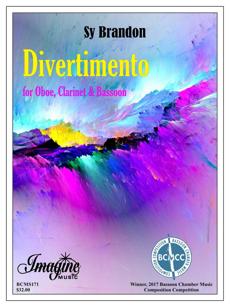 Divertimento (Oboe, Clarinet, Bassoon)