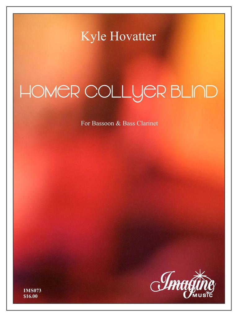 Homer Collyer Blind