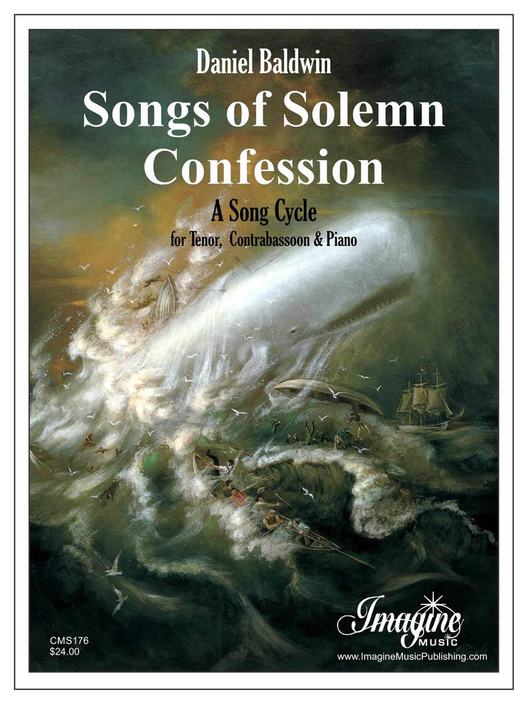 Songs of Solemn Confession: A Song Cycle