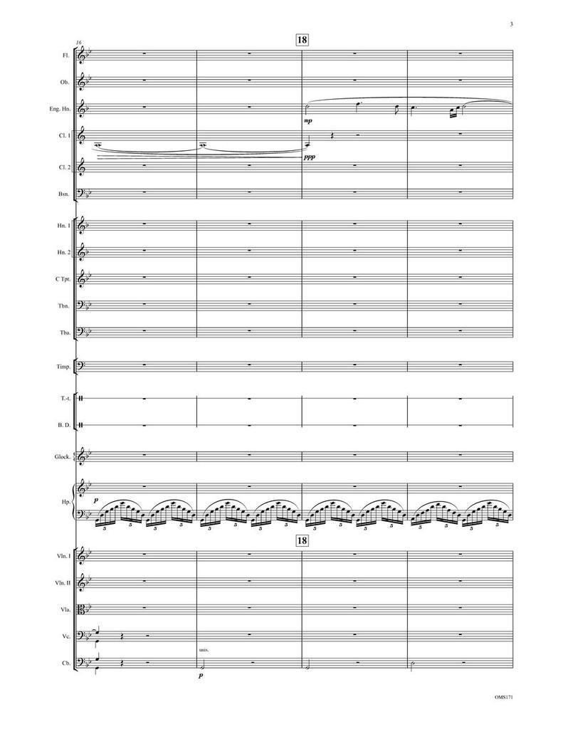 Ashinaabeg Rhapsody (Tone Poem)