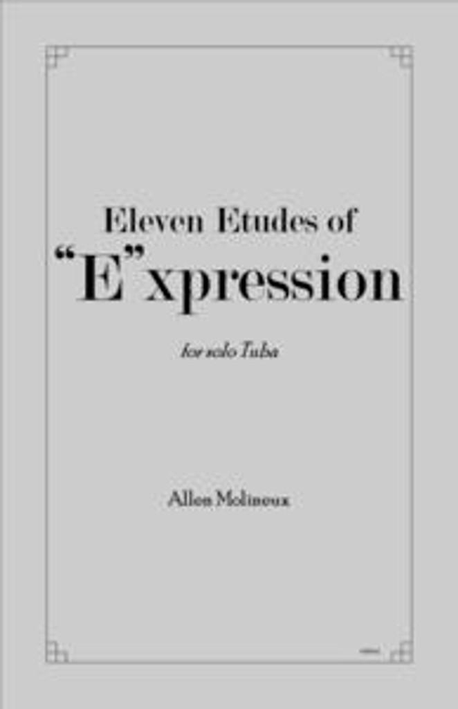 """Eleven Etudes of """"E""""xpression (download)"""