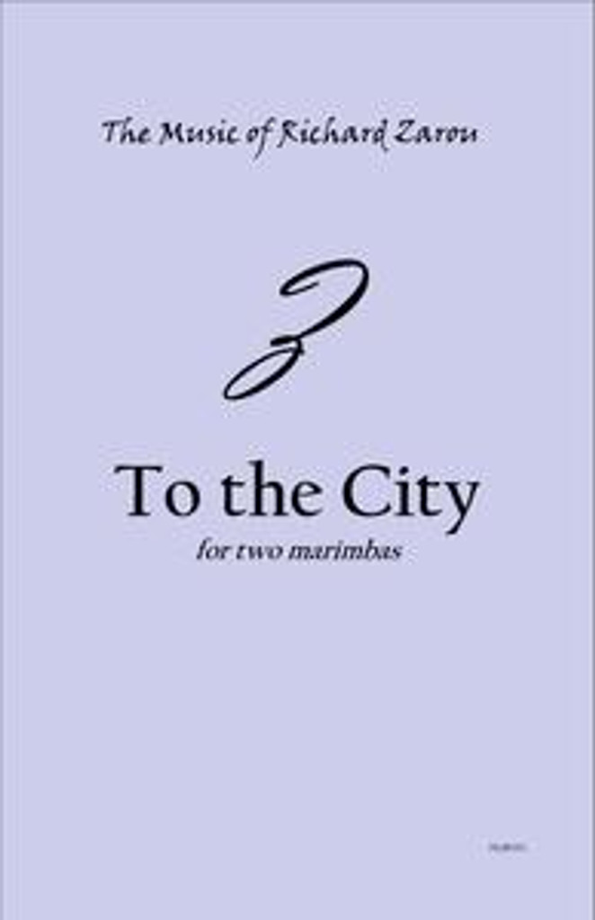To the City (download)
