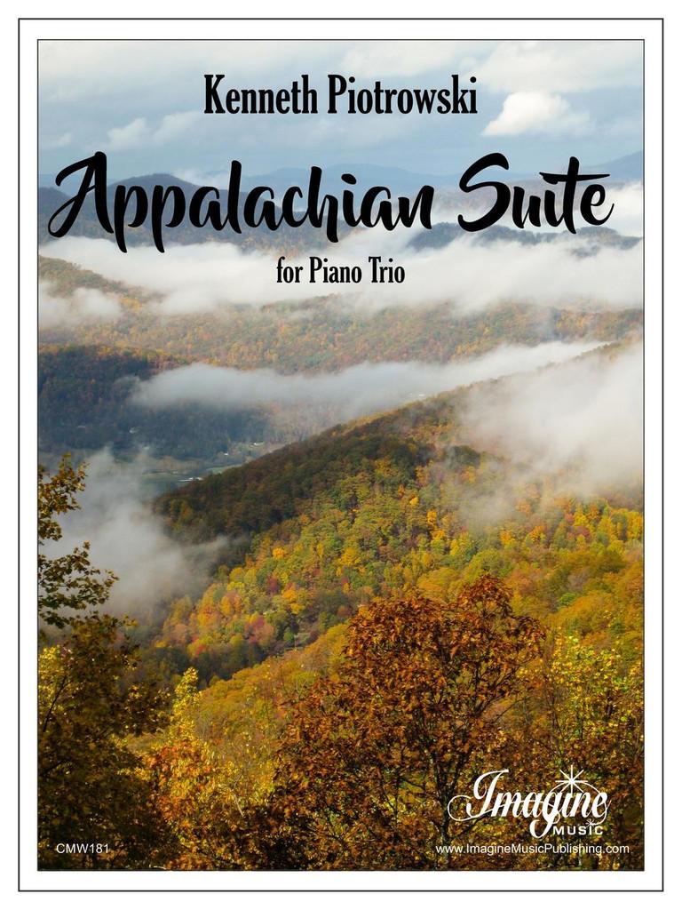 Appalachian Suite (Piano Trio)
