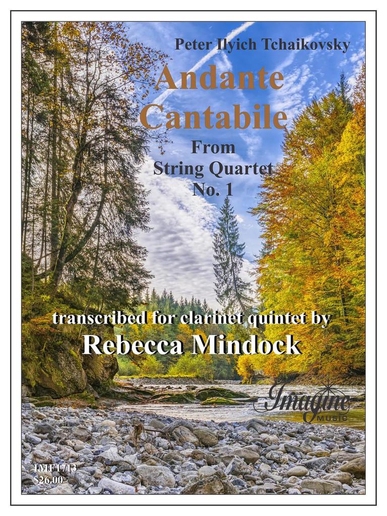 Andante Cantabile (from String Quartet No. 1)
