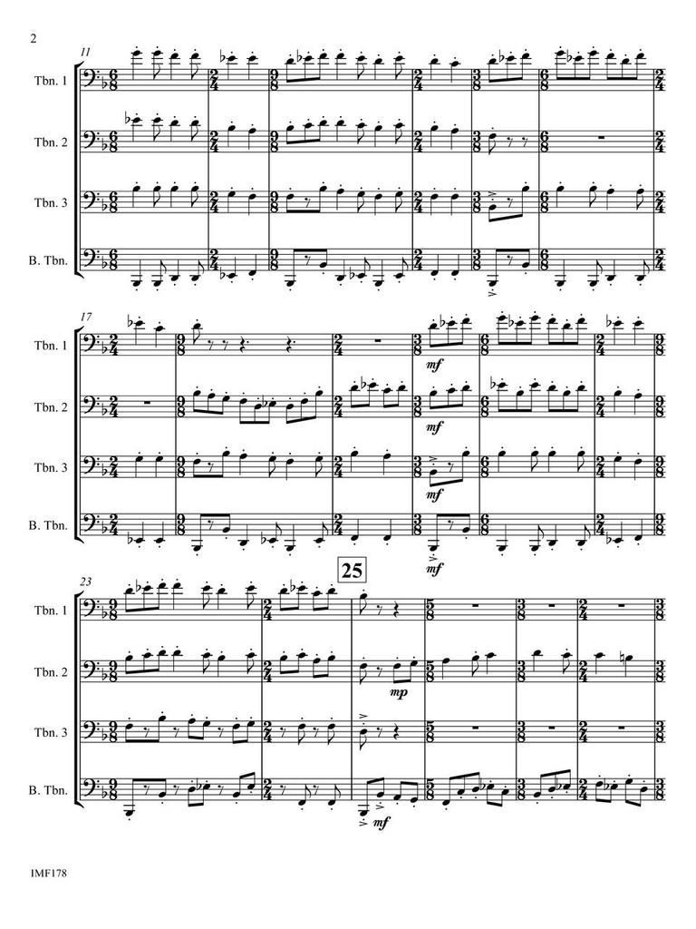95@500 (trombone quartet) (download)
