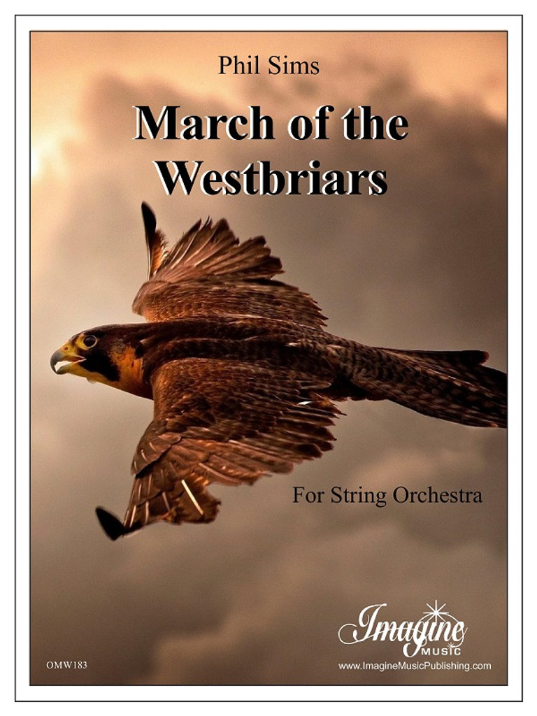 March of the Westbriars (String Orchestra)